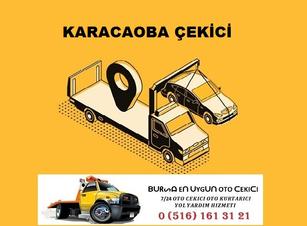 karacaoba-cekici